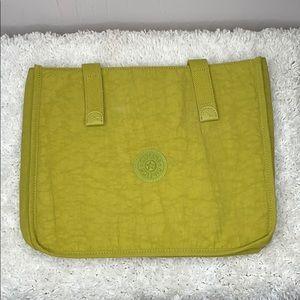 "Kipling Nylon Green 13"" Laptop Sleeve Case"